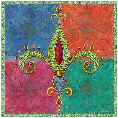 Thirstystone Occasions Trivet Bright Jewels Multicolor New