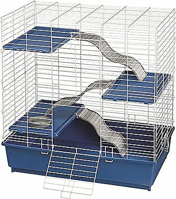 My First Home 3-Level Ferret/Chinchilla Cage 30 by 18-Inch New