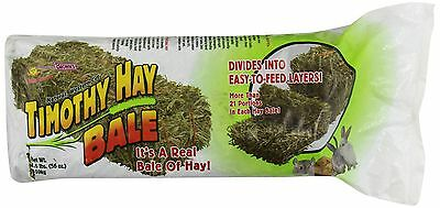 F.M. Brown Falfa Cravins Timothy Hay Bale 56-Ounce New