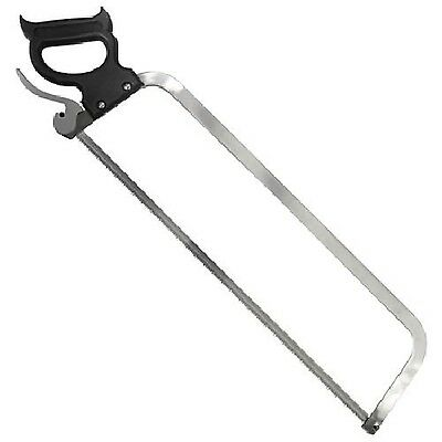 Weston Butcher Saw with 25-Inch Stainless Steel Blade New