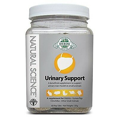 OXBOW Natural Science Urinary Supplement 60 Count Each New
