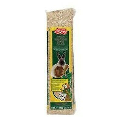 Living World Wood Aspen Shavings 4-Cubic-Feet New