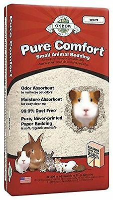 OXBOW 1082030820 Pure Comfort Bedding White 21-Liters New