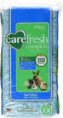 CareFresh Complete Pet Bedding 10 L Blue New