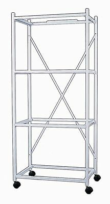 Yml 4 Shelves Stand for 4134WHT White New