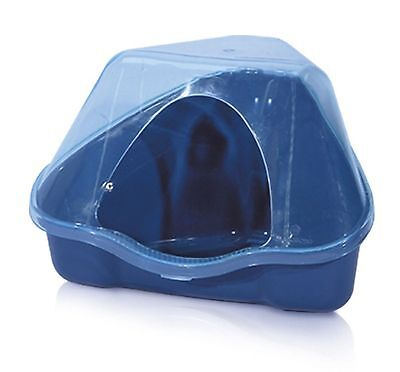 Marchioro Nora 2C Litter Pan for Small Animals 13.75-Inch Colors Vary New