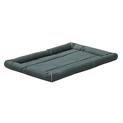 Midwest Homes for Pets Maxx Bed 23 by 18-Inch Green 24-inch New