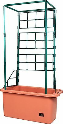 Hydrofarm GCTR Tomato Trellis Garden on Wheels New