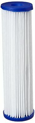 Pentek R30 Pleated Polyester Filter Cartridge 9-3/4-Inch x 2-5/8-Inch 30 ... New