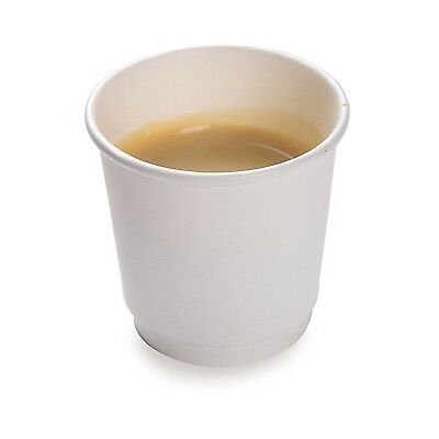 Restaurantware 500-Count Disposable Double Wall Coffee and Tea Cup 4-Ounc... New