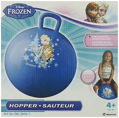 Ball Bounce and Sport Toys Disney Frozen Hopper (Styles and Colors May Va... New
