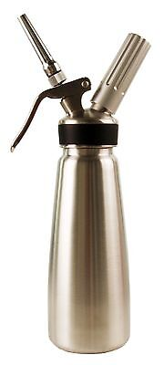 Mosa Professional 0.5-Liter Cream Whipper Stainless New