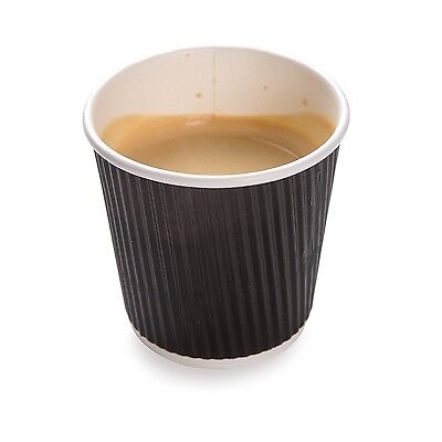 Restaurantware 500-Count Disposable Ripple Wall Coffee and Tea Cup 4-Ounc... New