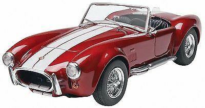 Revell Monogram Shelby Cobra 427 Plastic Model Kit New