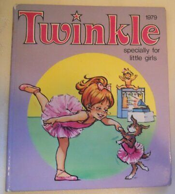 Twinkle for Little Girls 2002 (Annual) Hardback Book The Cheap Fast Free Post