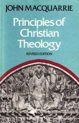 Principles of Christian Theology, Macquarrie, John Paperback Book The Cheap Fast