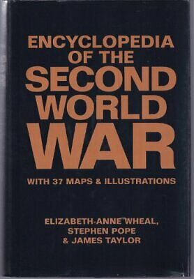 Encyclopaedia of the Second World War by etc. Paperback Book The Cheap Fast Free