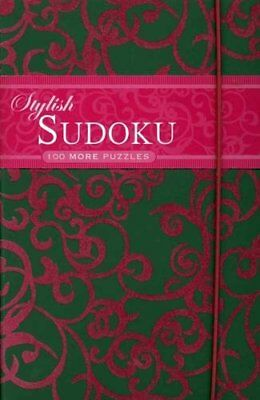 Stylish Sudoku: v. 2 Paperback Book The Cheap Fast Free Post