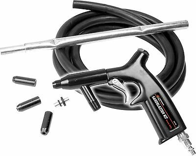 Performance Tool M570C Heavy Duty Sandblaster Kit with Ceramic Tips New