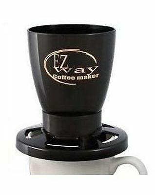 Personal Coffee Maker - #1 Single Serve Coffee Maker - With Stainless Ste... New