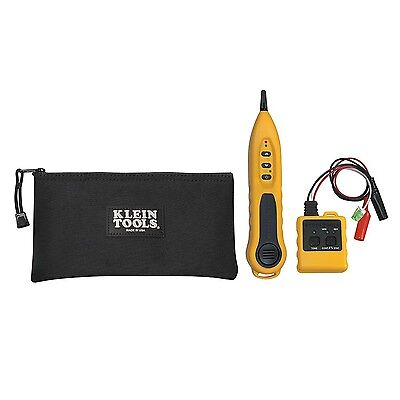 Klein Tools VDV500-808 Tone Cube and Probe Plus Kit with Pouch New