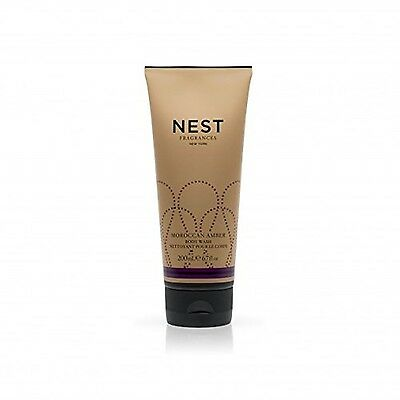 NEST Fragrances Moroccan Amber Scented Body Wash-6.7 oz. New