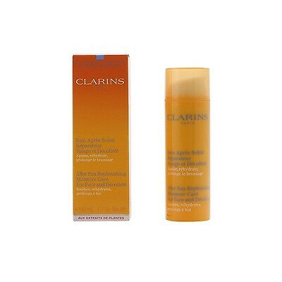 Clarins After Sun Replenishing Moisture Care for Unisex-1.7-Ounce New
