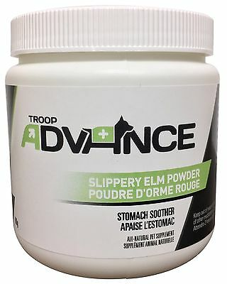 Troop Advance All-Natural Slippery Elm Powder for Relief from Digestive C... New