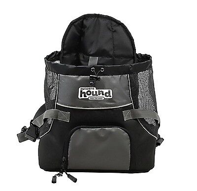 Outward Hound Kyjen 21008 PoochPouch Front Carrier For Dogs Easy-Fit Adju... New