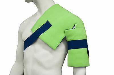 Brownmed Polar Ice Shoulder/Hip Wrap (Color may vary) New