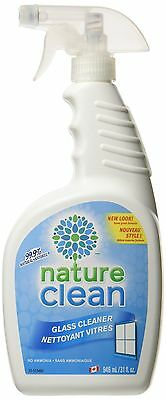 NATURE CLEAN Nature Clean Glass and Window CLNR 946Ml New