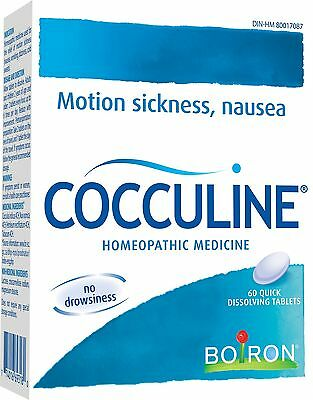 Boiron Cocculine Tablet New