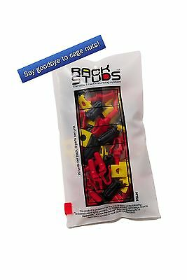 Rackstuds Smart Rack Mounting System 20-pack New