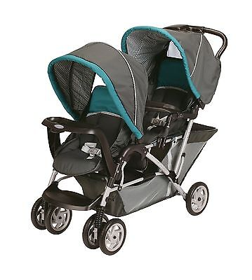 Graco DuoGlider Classic Connect Stroller Dragonfly New