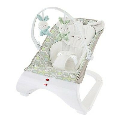 Fisher-Price Deluxe Comfort Curve Bouncer New