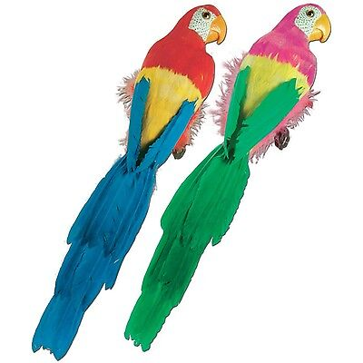 Beistle 50179-20 Feathered Parrots 20-Inch New