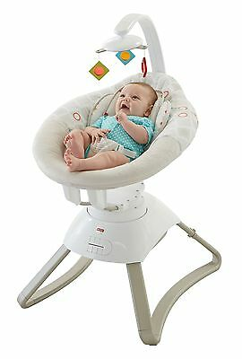 Fisher-Price Soothing Motions Seat New