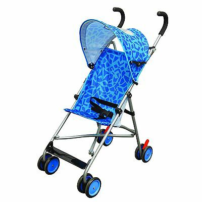 Bily BSK910BL Umbrella Stroller Geo Splash Blue New