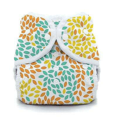 Thirsties Snap Duo Wrap Fallen Leaves Size Two (18-40-Pound) New