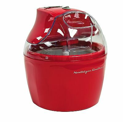 ICM150RETRORED Ice Cream Maker New