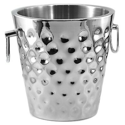 Tannex Cosmo Double Wall Champagne Bucket Stainless Steel New