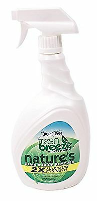 COSMOS Tropiclean Fresh Breeze Carpet and Floors Stain and Odor Remover New
