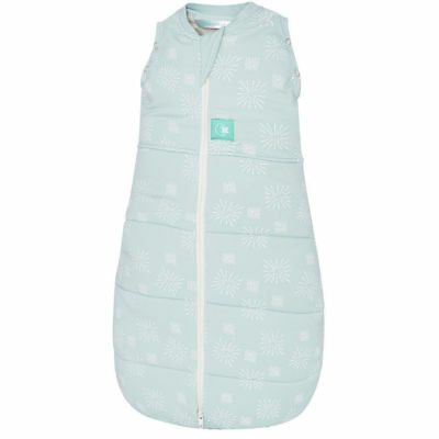 ErgoCocoon Mint Baby Swaddle Sleeping Bag Sleep 3-12m 6-10kg Winter 2.5 TOG