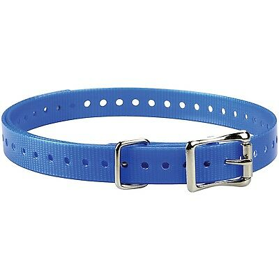 Garmin 3/4-Inch Blue Collar Strap for Garmin Delta Series New