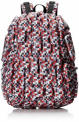 Mad Pax Surfaces Fullpack Backpack Code Red One Size New