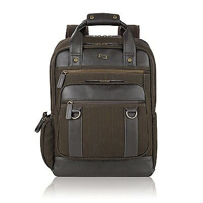 SOLOD EXE735-3U2 Executive Backpack with Padded Compartment for Laptops u... New