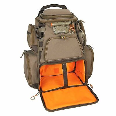 Custom Leathercraft Wild River WN3604 Tackle Tek Nomad Lighted Backpack New