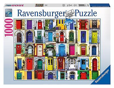 Ravensburger Doors of The World Puzzle (1000-Piece) New