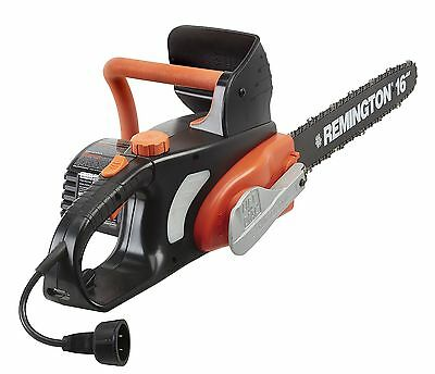 "Remington 41AZ57WG983 12 Amp RM1640W 16"" Electric Chainsaw New"