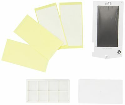 Silhouette Mint Stamp Sheet Set XX-Large New